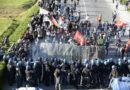 33 manifestanti rinviati a giudizio per l'opposizione al G7 lucchese. La resistenza non si processa!