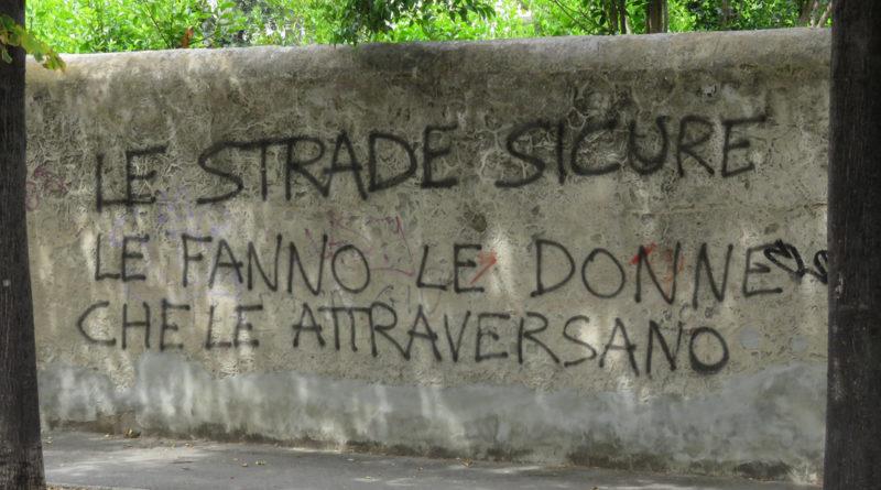 """Anche Non Una di Meno Lucca si schiera contro la violenza fascista: """"Il nostro femminismo è antifascista"""""""