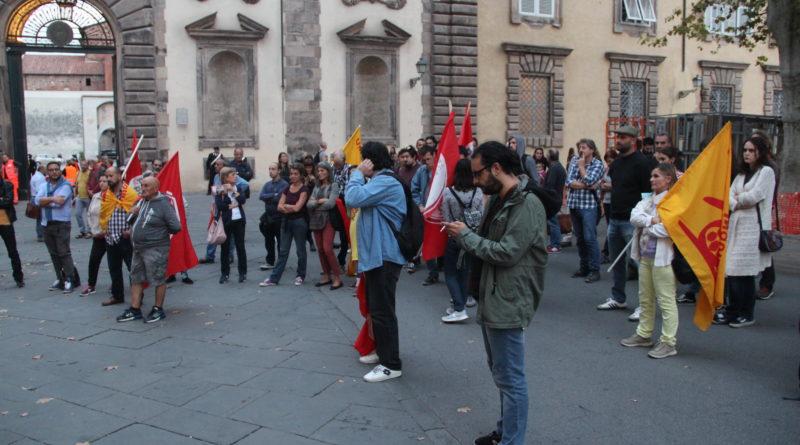 10/10 a Lucca. Una piazza resistente, per tornare a respirare