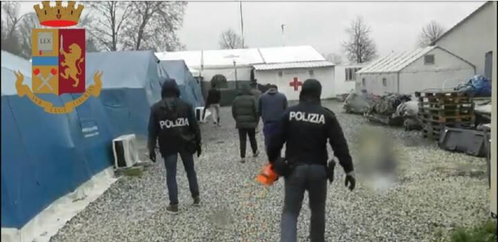 """Pap Lucca sulla perquisizione alle Tagliate: """"Uno show di pura propaganda"""""""