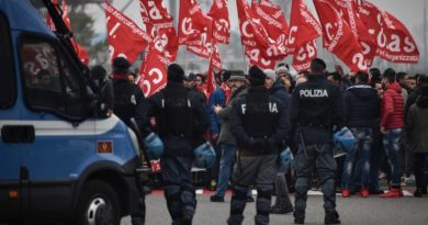 Decreto sicurezza bis: ancora repressione su migranti, lavoratori, poveri e oppositori politici