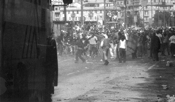 """Il G8 di Genova, 18 anni dopo. Dibattito e proiezione del film """"Diaz"""""""