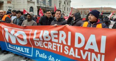 Sosteniamo le lotte degli operai di Prato! Incontro col Si Cobas a Lucca