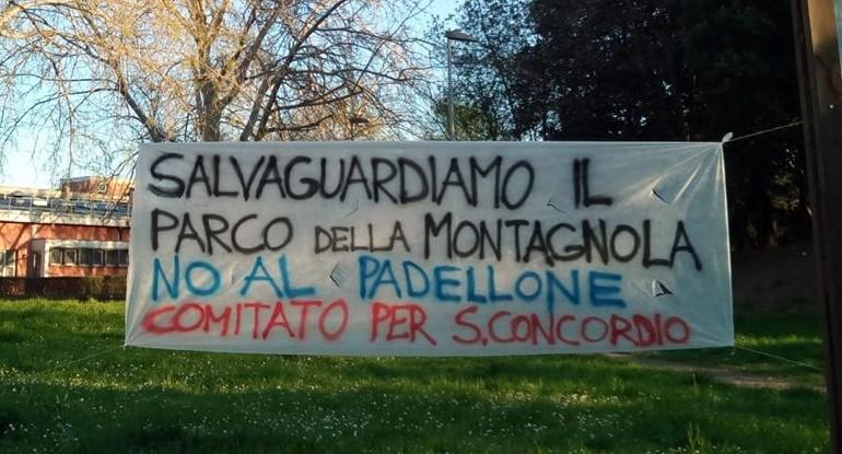 Per una ripresa delle lotte ambientali a Lucca, appoggiamo la lotta degli abitanti di San Concordio